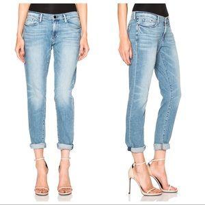 FRAME Slim Boyfriend Le Garcon Jeans westchester